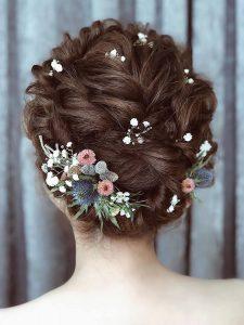 Dịch vụ trang điểm cô dâu tại nhà và làm tóc