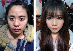 Make-up (trang điểm) giúp che đi những khuyết điểm khiến cho các cô gái không tự tin. Đó chính là ý nghĩa của make-up