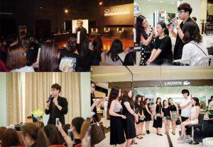 QuanBee Makeup Academy cũng là đơn vị đồng hành cùng nhiều chương trình thời trang, show diễn lớn trên cả nước