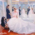 Trang điểm cho cô dâu và chú rể với mọi phong cách