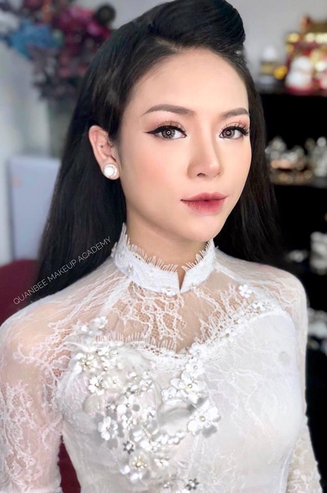 Học trang điểm make up cô dâu chất lượng uy tín