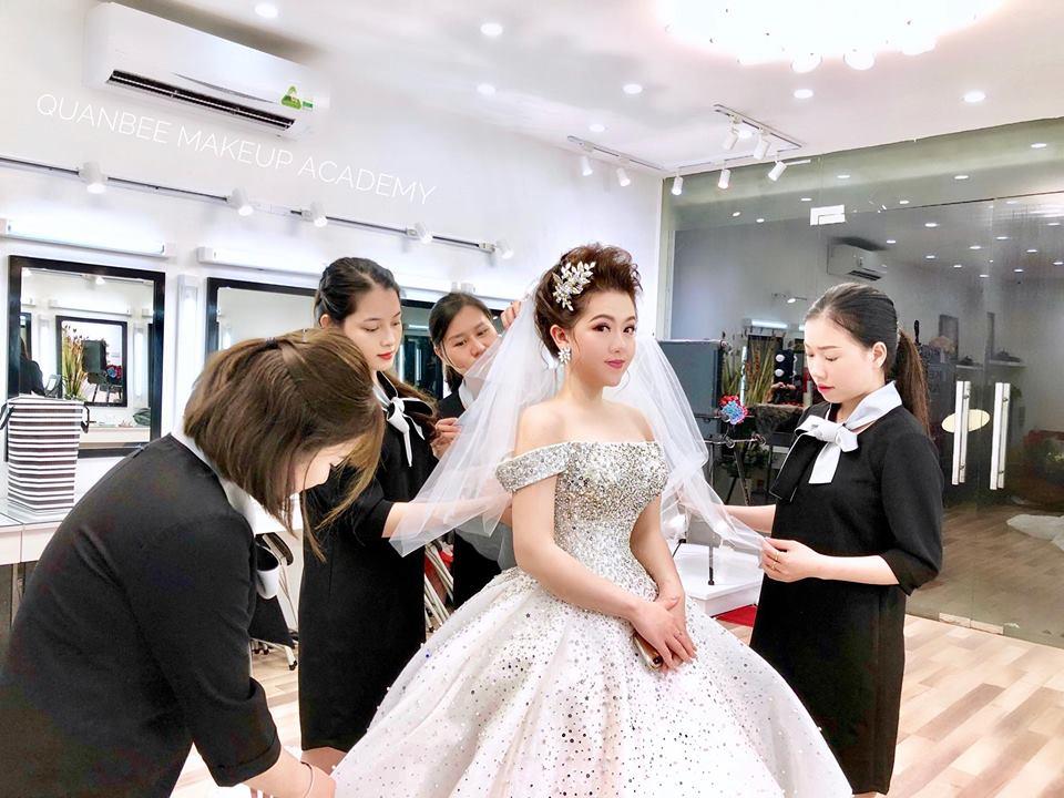 Thuê váy cưới ở đâu đẹp hà nội chất lượng nhất
