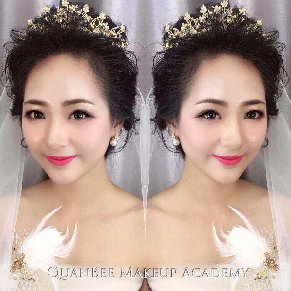 Trang điểm cô dâu phong cách hàn quốc mới lạ