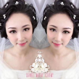 Trang điểm cô dâu phong cách hàn quốc dịu dàng