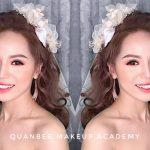 6 phong cách trang điểm cô dâu và thuê váy cưới cực đẹp